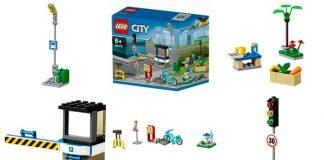 LEGO City 40170 Accessoires set