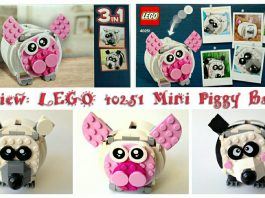 LEGO Creator 40251 Mini Piggy Bank review