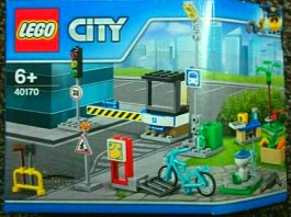 LEGO City 40170 Expansion Pack