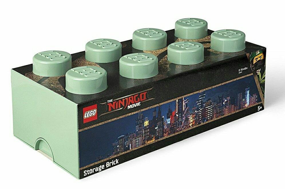 LEGO Ninjago Movie Storage Brick