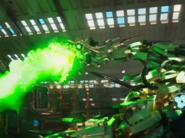 The LEGO Ninjago Movie trailer 2