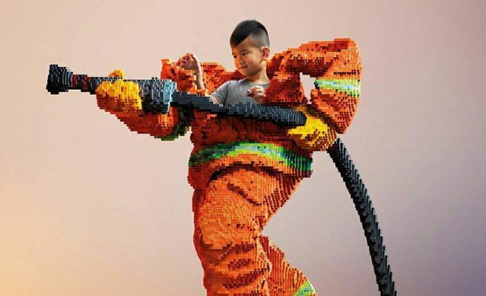 LEGO Build the Future