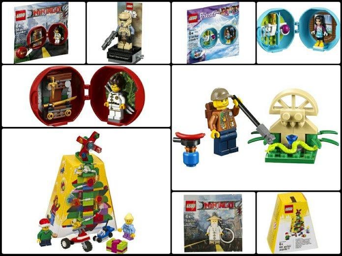Nieuwe LEGO promoties voor de 2H 2017