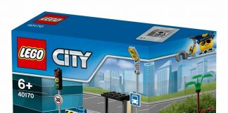 LEGO City 40170 Accessory Set
