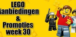 LEGO Aanbiedingen week 30