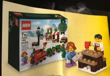 LEGO 40262 Christmas Seasonal