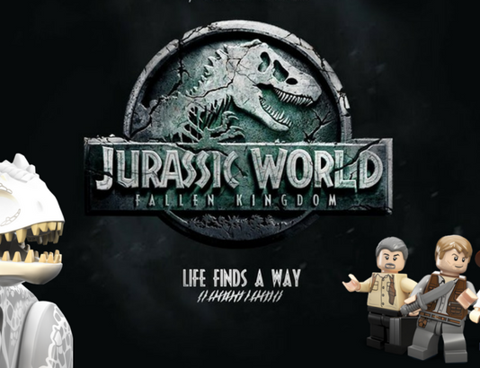 LEGO Jurassic World 2018 details