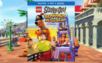 LEGO Scooby-Doo Blowout Beach Bash nu verkrijgbaar