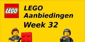 LEGO aanbiedingen week 32