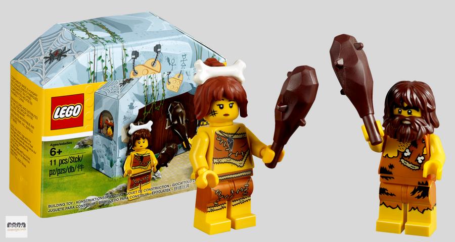 Laatste kans voor de gratis LEGO 5004936 Iconic Cave