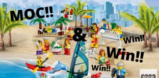 LEGO MOC jouw vakantie wedstrijd