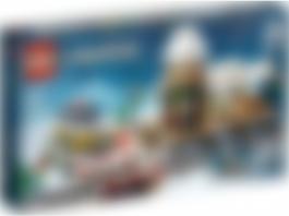 LEGO Creator Expert 10259 Winter Village Station