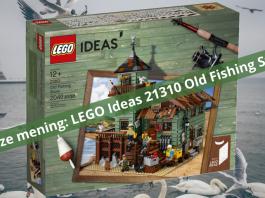 Onze mening: LEGO Ideas 21310 Old Fishing Store