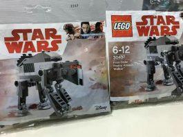 LEGO Star Wars 30497 First Order Heavy Assault Walker Polybag
