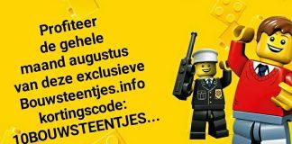 Bouwsteentjes.info kortingscode