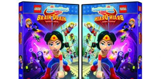 LEGO DC Comics Super Hero Girls Brain Drain