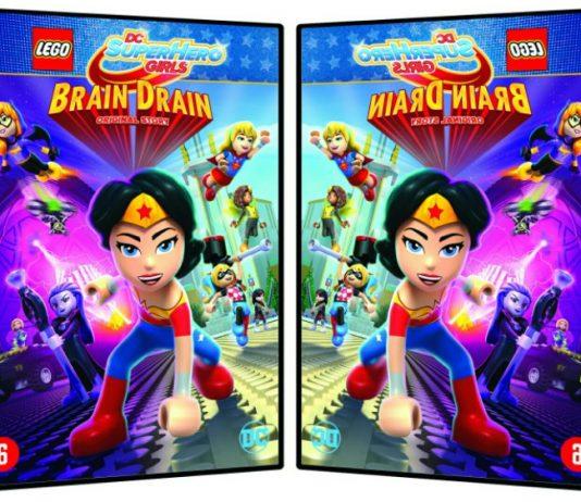 LEGO DC Comics Super Hero Girls Brain Drain