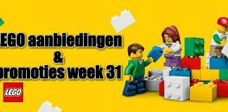 LEGO aanbiedingen week 31