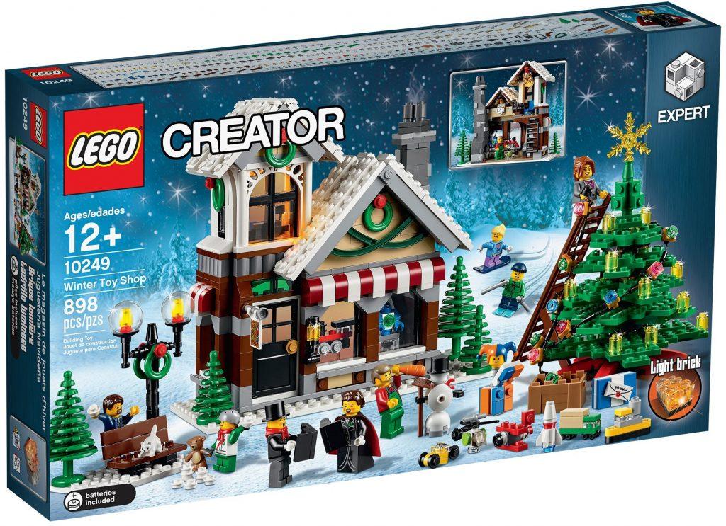 LEGO Creator Expert 10249 Winter Toy Shop