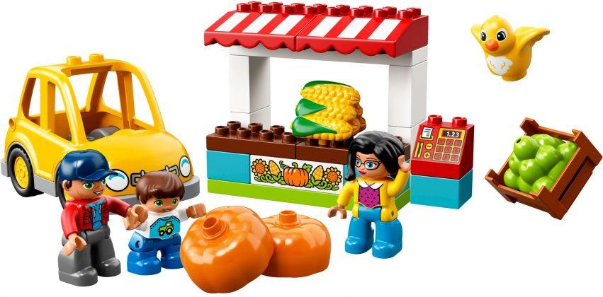 LEGO Duplo 10867 Farmer's Market