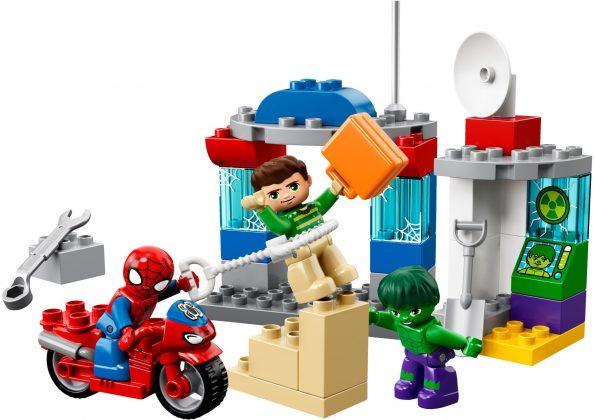 LEGO Duplo 10876Spider-Man and Hulk Adventures