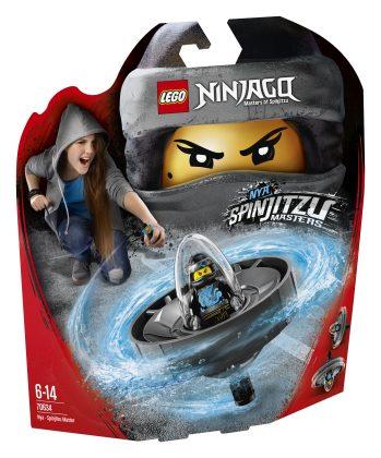 LEGO Ninjago 70634Nya - Spinjitzu Master