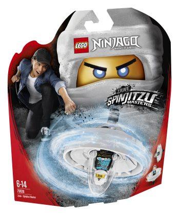 LEGO Ninjago70636 Zane - Spinjitzu Master