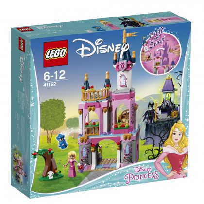 LEGO Disney41152 Sleeping Beauty's Fairytale