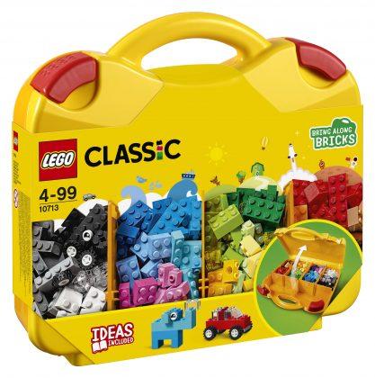 LEGO Classic10713 Creative Suitcase