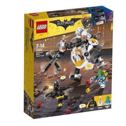 LEGO Batman Movie70920 Egghead Mech Food Fight