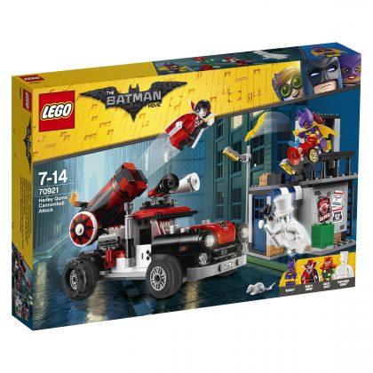 LEGO Batman Movie70921 Harley Quinn Cannonball Attack