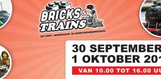 Bricks and Trains 2017