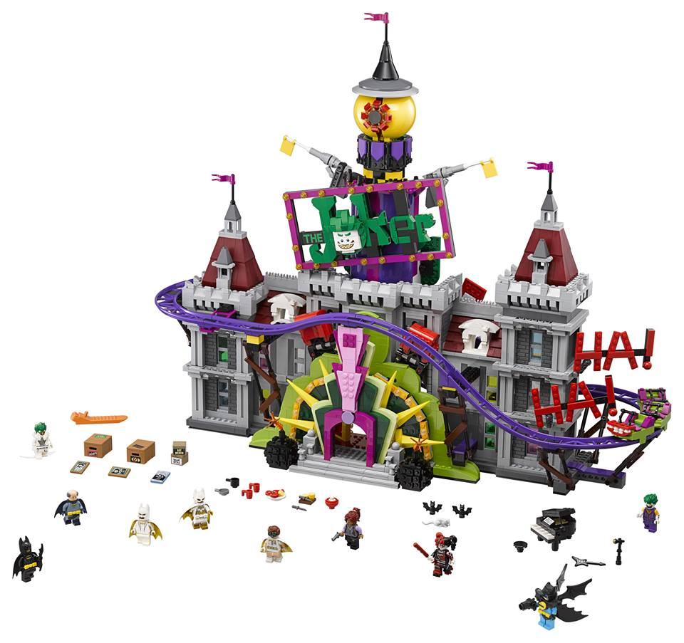 LEGO Batman Movie 70922The Joker Manor