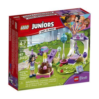 LEGO Juniors10748 Emma's Pet Party