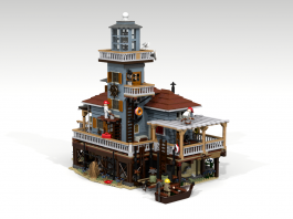 LEGO Ideas The Lighthouse