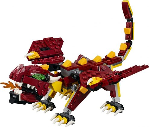 LEGO Creator31073 Mythical Creatures