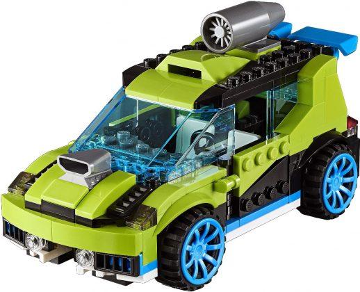 LEGO Creator31074 Rocket Rally Car