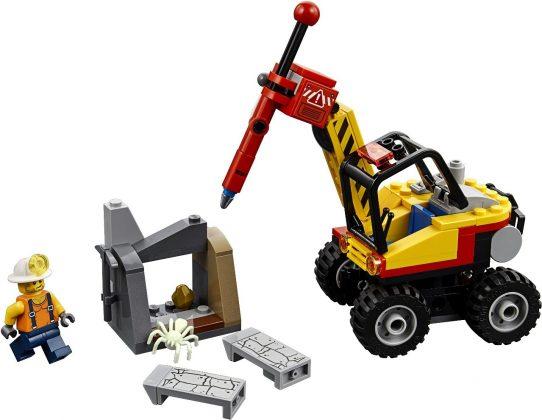 LEGO City60185 Mining Power Splitter