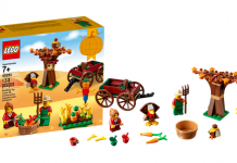LEGO 40261 Thanksgiving Seasonal 2017