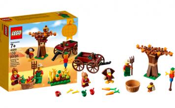 LEGO 40261 Thanksgiving Seasonal 2017