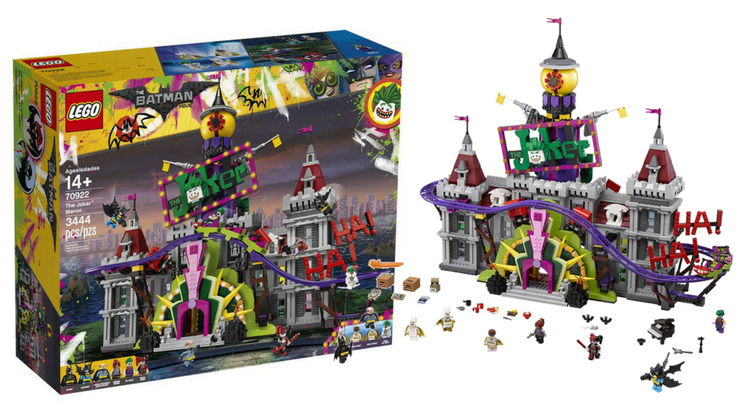a8985c83c08c LEGO Batman Movie 70922 The Joker Manor - Bouwsteentjes.info