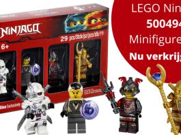 LEGO 5004942 Ninjago Minifiguren Set