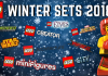 LEGO sets winter 2018