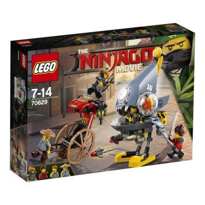 LEGO Ninjago Movie 70629 Piranha Attack
