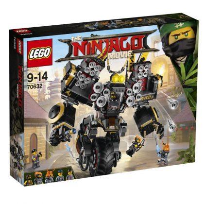 LEGO Ninjago Movie 70632 Quake Mech