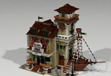 LEGO Ideas Boathouse Diner