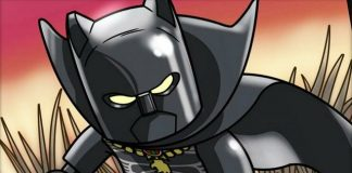 LEGO Black Panther Trouble in Wakanda