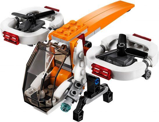 LEGO Creator31071 Drone Explorer