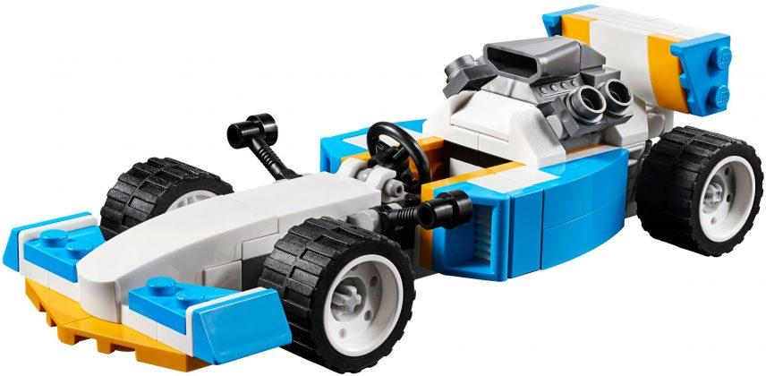 LEGO Creator31072 Extreme Engines