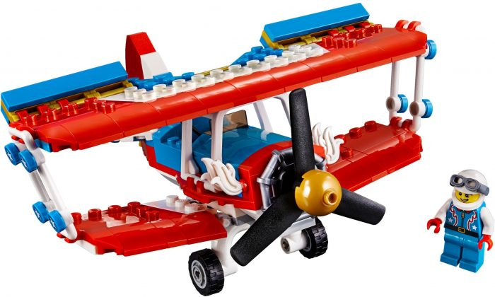 LEGO Creator31076 Daredevil Stunt Plane